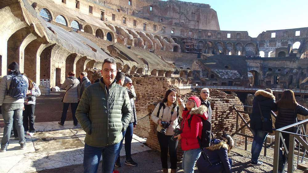 Quienes somos Roma