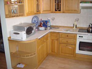 Furnished guest apartments in Kiev center. Competitive alternative to big hotels